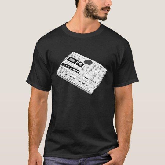 Korg drum machine electronic music instrument T-Shirt