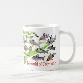koridorasu basic white mug