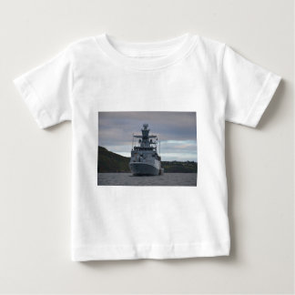 Korvette Braunschweig Anchored in Plymouth Baby T-Shirt
