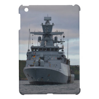 Korvette Braunschweig Anchored in Plymouth iPad Mini Case