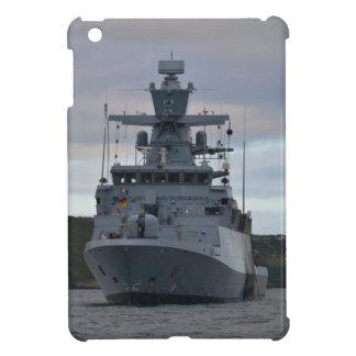 Korvette Braunschweig Anchored in Plymouth iPad Mini Case