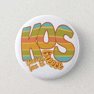 KOS Greece custom button