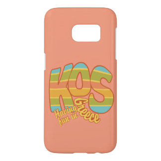 KOS Greece phone cases