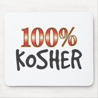 Kosher 100 Percent Mouse Pad