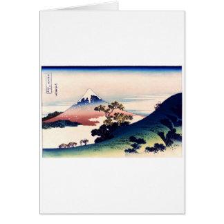 Kōshū Inume-Tōge Greeting Card