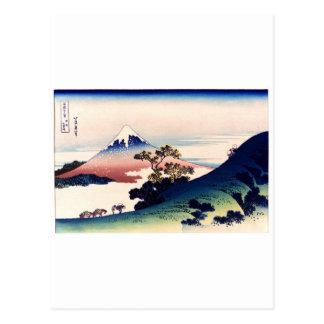 Kōshū Inume-Tōge Postcard