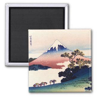 Kōshū Inume-Tōge Square Magnet