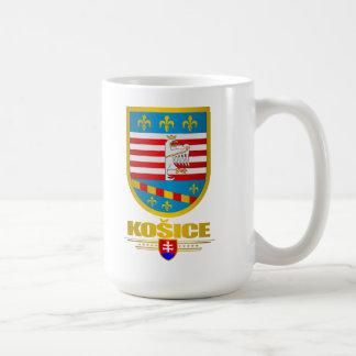 Kosice Basic White Mug