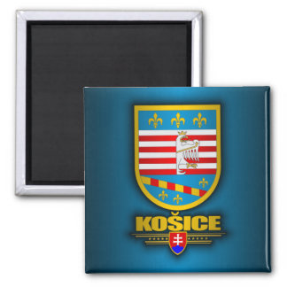 Kosice Square Magnet