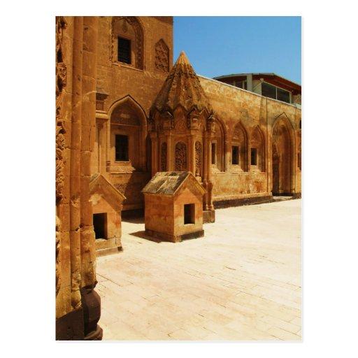 Koşka Îshaq Paşa - Ishak Pasha Palace PICTURE Post Card