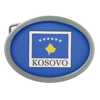 Kosovo Belt Buckle