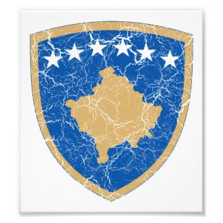 Kosovo Coat Of Arms Photo