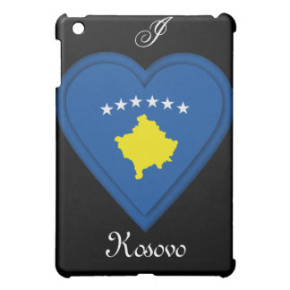Kosovo flag case for the iPad mini