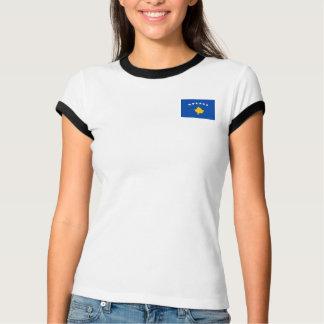 Kosovo Flag + Map T-Shirt