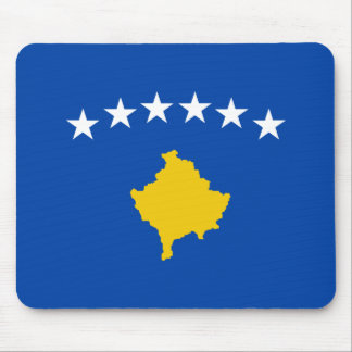 Kosovo Flag Mousepad