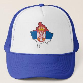 Kosovo is Serbia Trucker Hat