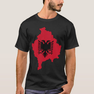Kosovo map T-Shirt
