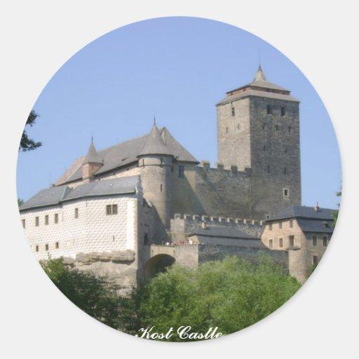 Kost Castle Sticker