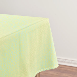 Kotev Lime and Aqua Tablecloth