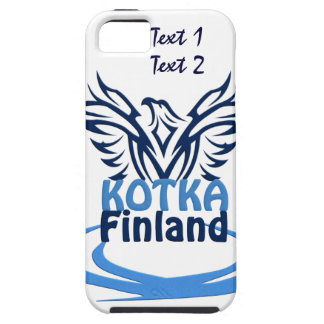 Kotka Finland custom iPhone 5 Case-Mate