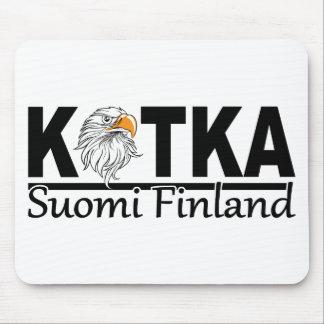 Kotka Finland mousepad - customize