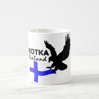 Kotka Finland mug
