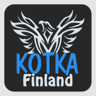 Kotka Finland stickers