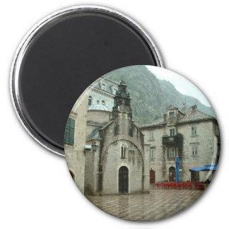 Kotor 6 Cm Round Magnet