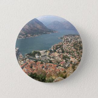 Kotor, Montenegro 6 Cm Round Badge