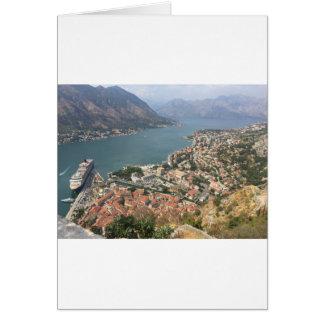 Kotor, Montenegro Card