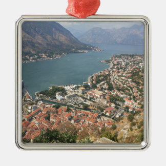 Kotor, Montenegro Christmas Ornament