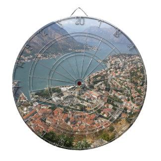 Kotor, Montenegro Dartboard