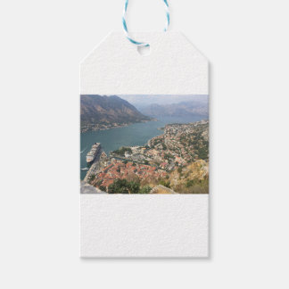 Kotor, Montenegro Gift Tags