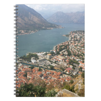Kotor, Montenegro Notebook