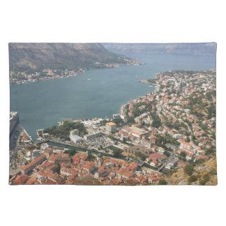 Kotor, Montenegro Placemat