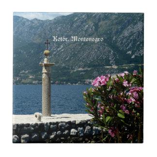 Kotor, Montenegro Tile