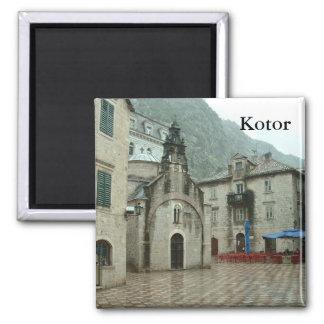Kotor Square Magnet