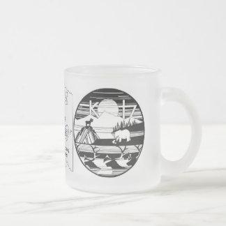 KOTZ radio 40 years Frosted Glass Mug