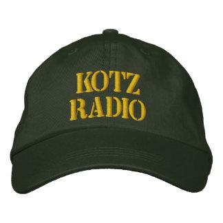 Kotz Radio Embroidered Hat