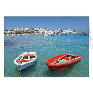 Koufonissi - Greece Card