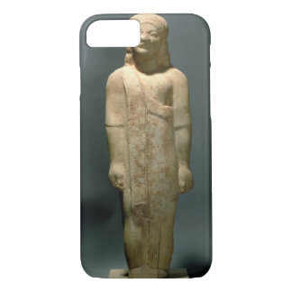 Kouros Dionysermos, Greek, Archaic Period, c.600 B iPhone 8/7 Case