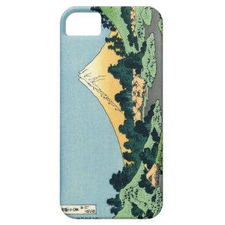 Kousiyuu three hill water surface (ukiyoe) iPhone 5 cases