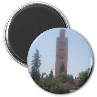 Koutoubia 6 Cm Round Magnet