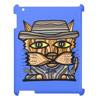 """Kowboy Kat"" iPad/iPad Mini, iPad Air Case Cover For The iPad"