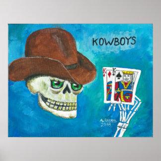 Kowboys Poster