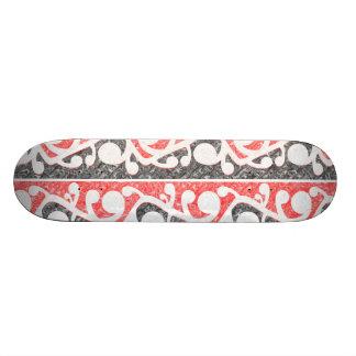 kowhaiwhai rows marbled s6 pillow.png skateboard decks