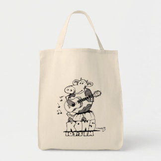 KOWS Stanley Mouse shopping bag