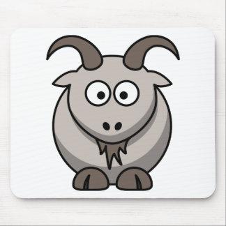Koza the Goat Mouse Pads
