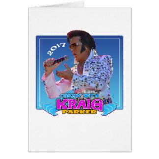 KP Cruise Greeting Card