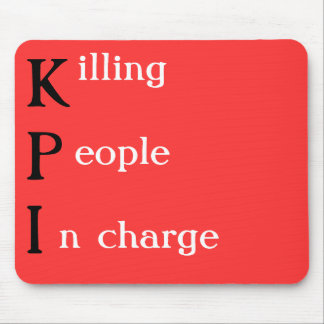 KPI mouse pad